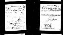 1918 Military Records
